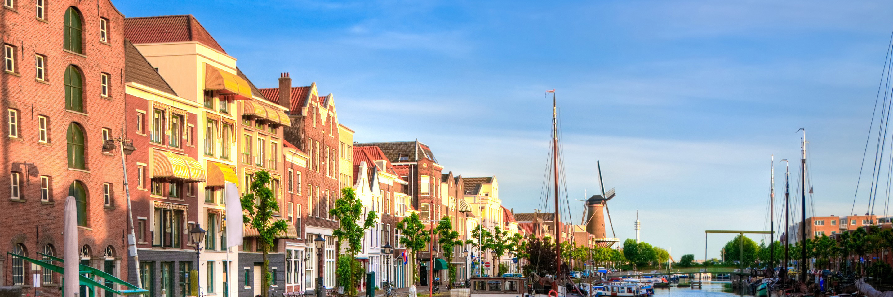 Springtime in Holland & Belgium with 1 Night in Amsterdam   for Garden & Nature Lovers